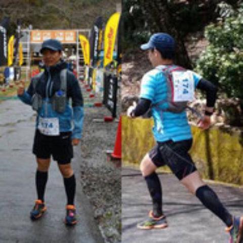 3時間走っても膝に痛みが発生しなくて久し振りにストレスなく走れて気持ちが良かったです