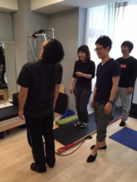 脊椎に強くなる 8/27(日)〜腰椎編〜 & 9/24(日)〜胸郭編〜