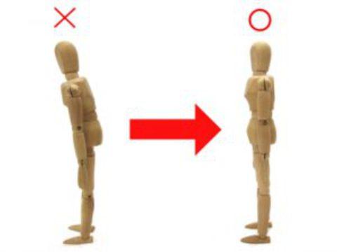 便秘で悩まれている方、気がつけば姿勢が悪くなっていませんか?